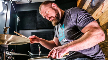 EP 33 - The History of Learning the Drum Set with Stephen Taylor