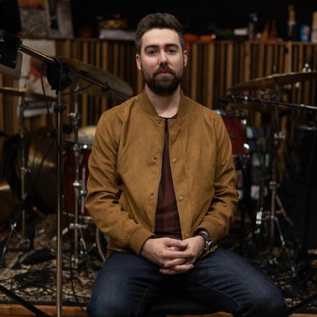 EP 69 - Recording Vintage Drums with Dan Bailey