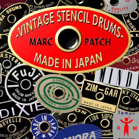 EP 3 - Made in Japan: The History of Stencil Drums with Marc Patch