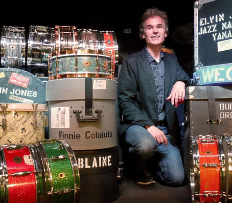 EP 70 - Dealing and Collecting Celebrity Drums with Donn Bennett