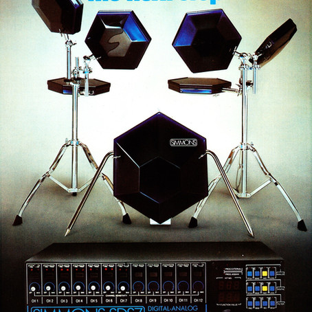 EP 89 - The History of Electronic Drums with Justin Greenawalt