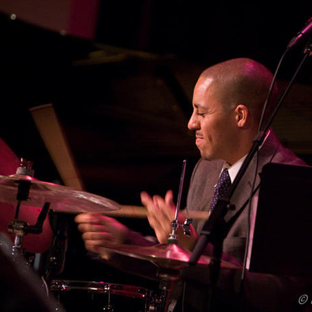 EP 17 - The Birth of the Drum Set with Dr. Jaz Sawyer
