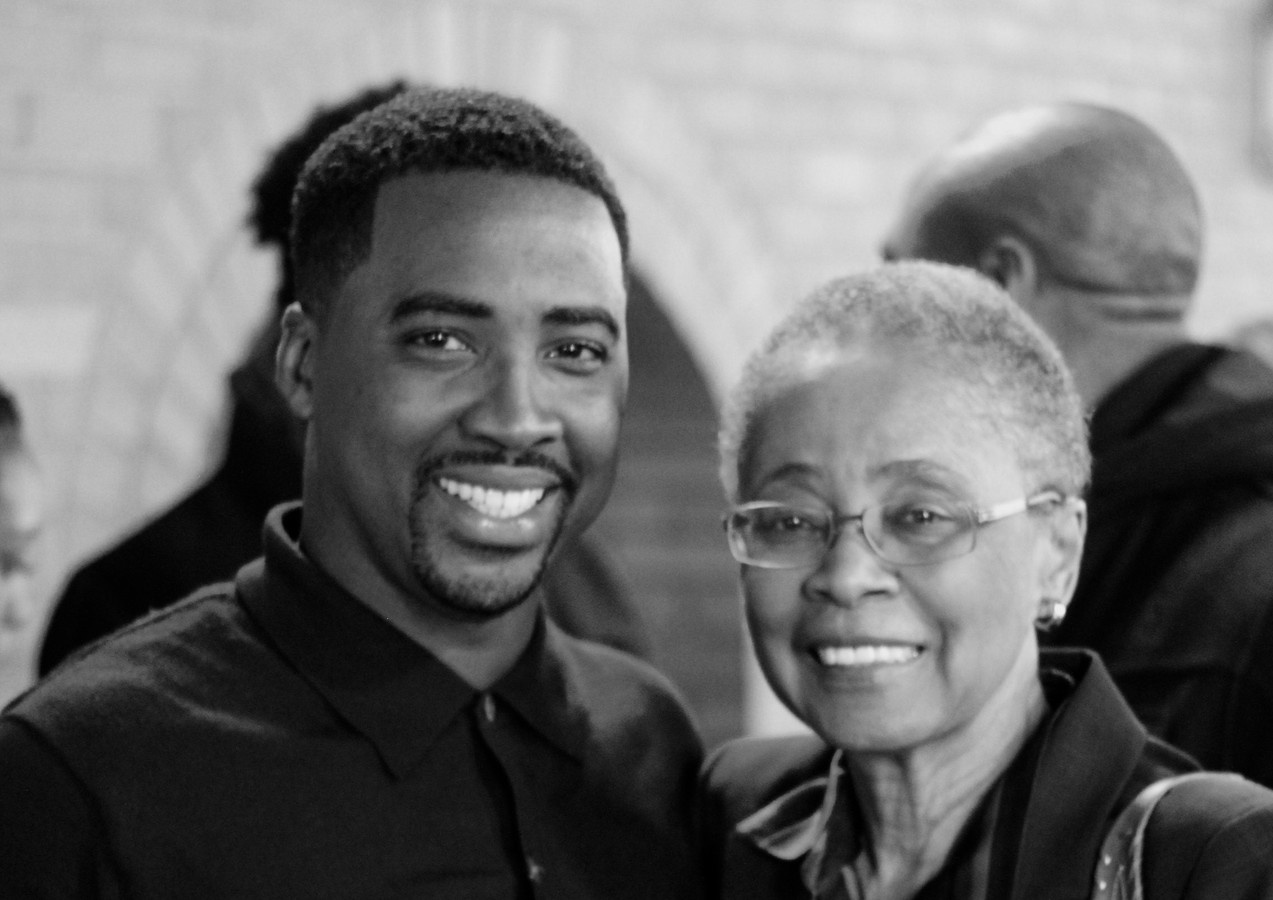 Pastor Will and Ms. Marrietta Beverly (the daughter of the Founder of St. James)