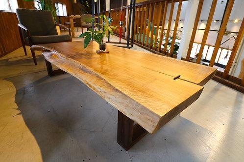 鬼胡桃(オニグルミ)ローテーブル/W1550×D650 H350mm