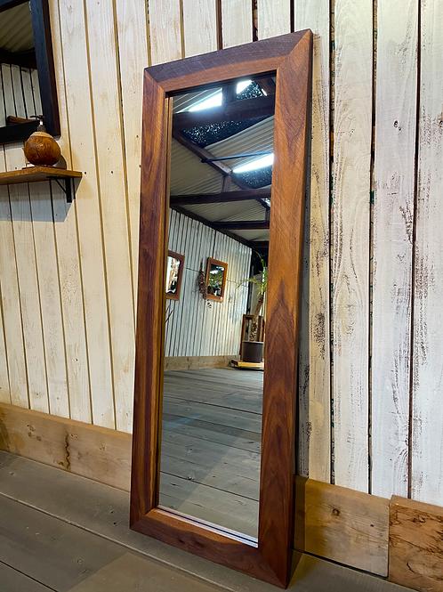 Mirror /walnut 1340×490 mm(外寸)No.3