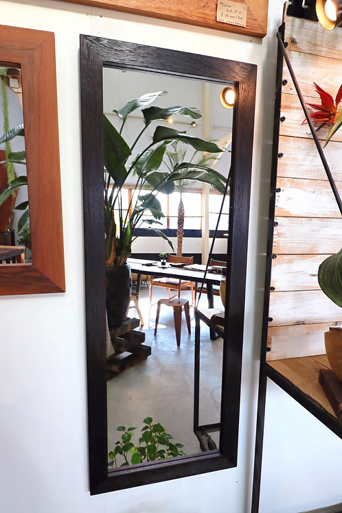 Mirror /wenge 1295×495 mm(外寸)No.1