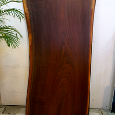 Walnut/1Piece   W1800×810〜1000mm  ¥305,800- (in tax)  天板仕上げ価格 (脚部別途)