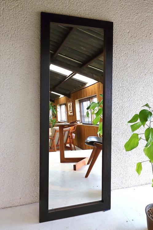 Mirror /wenge 1290×490 mm(外寸)No.2