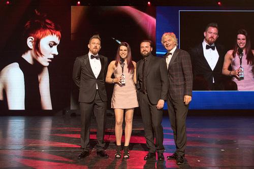 Romee winnaar coiffure award