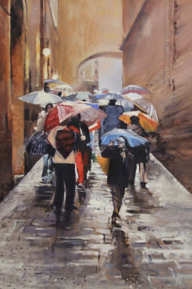 Sienna Umbrellas  - SOLD