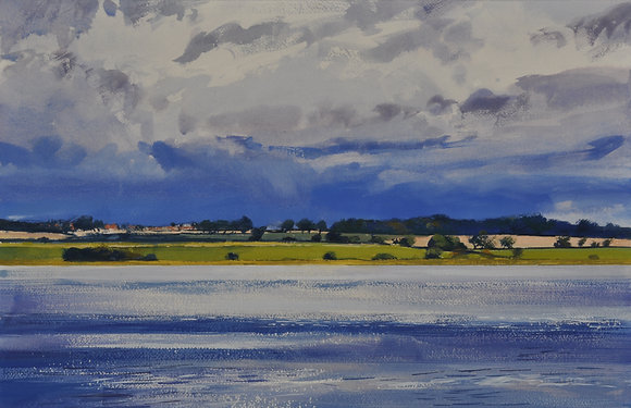 Light on the Water, Manningtree SOLD