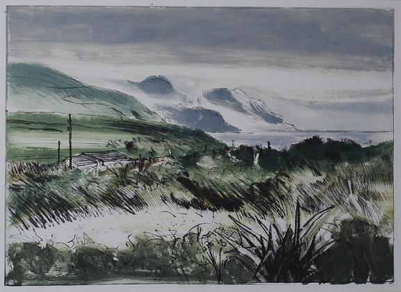 Irish Sea Mist West Coast