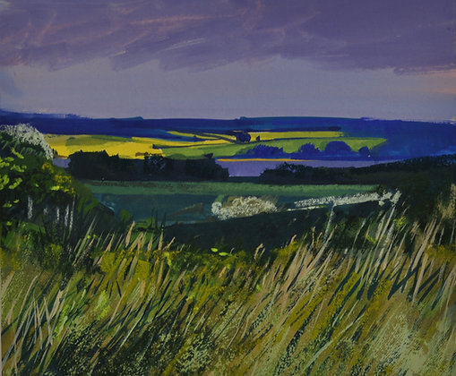Spring Fields near Wrabness - SOLD