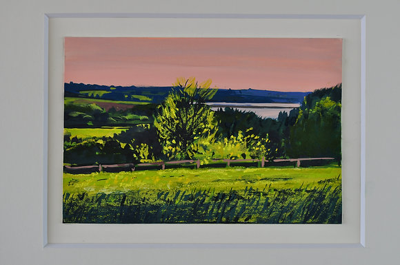 Wrabness Evening SOLD