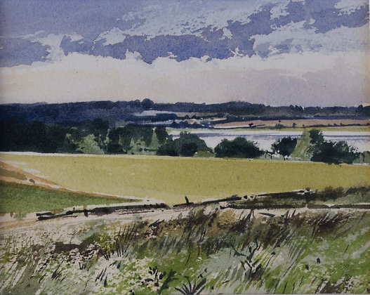 View Towards Mistley - SOLD