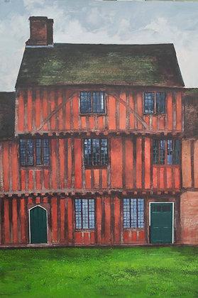 THE Guildhall, Hadleigh, Suffolk