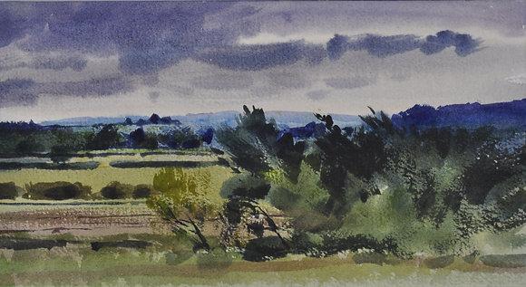 Evening, Ridgeway