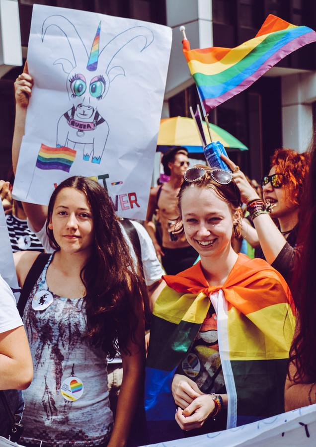 Zürich Pride 2018