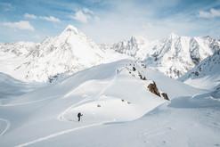 Stubaier Alpen/Austria