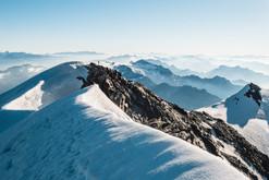 Walliser Alpen/Schweiz