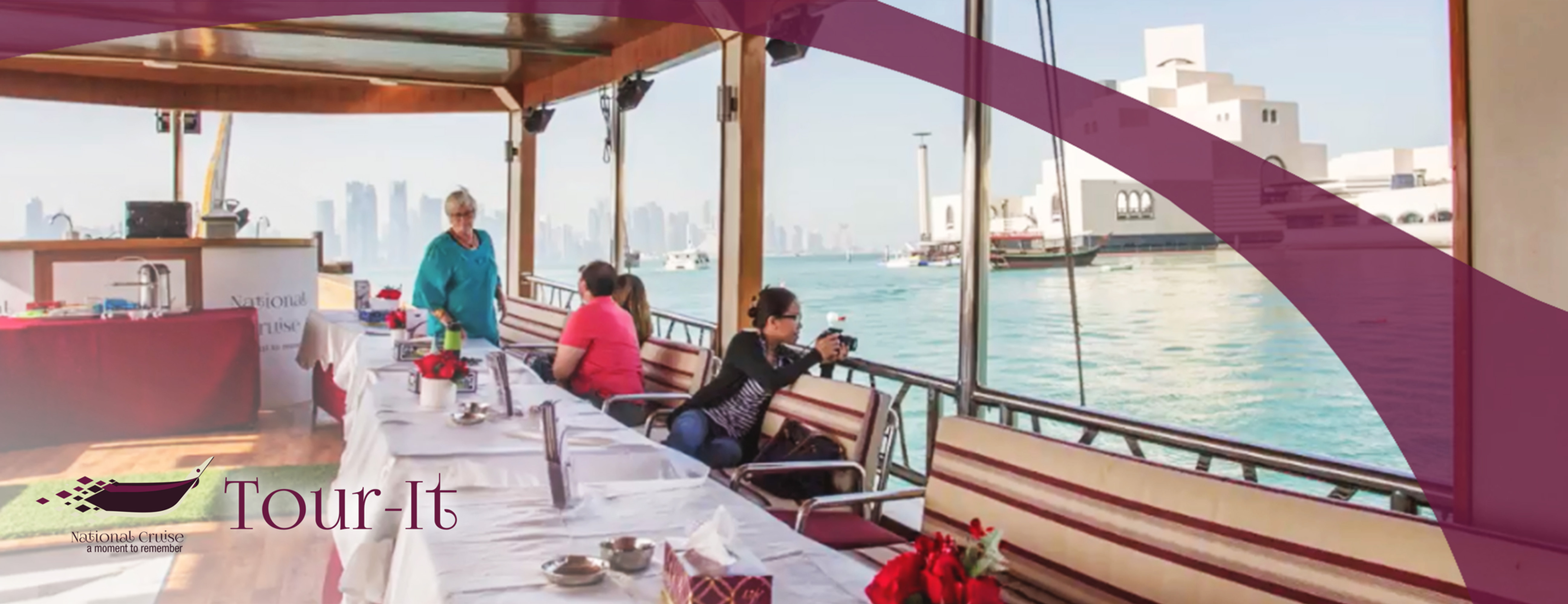 City Tour By Sea