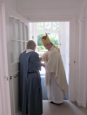 Blessing of the Front Door