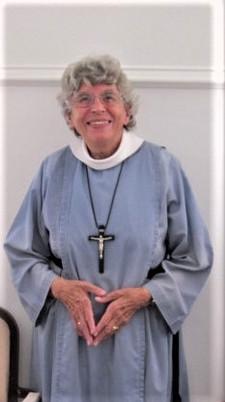 Provincial Sister Diana CH