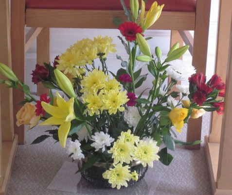 A Beautiful gift of Flowers
