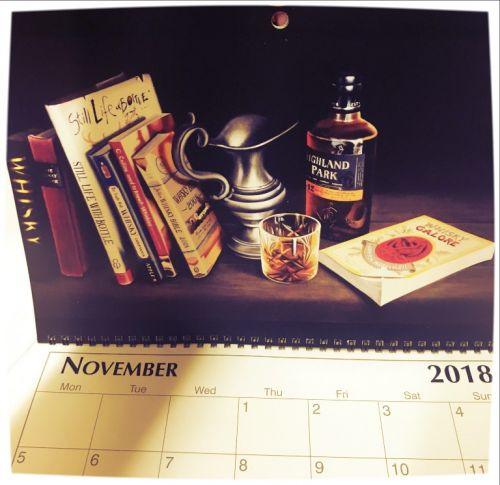 Calendar, Christmas,Promotions, Fife