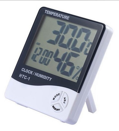 Higrometro digital