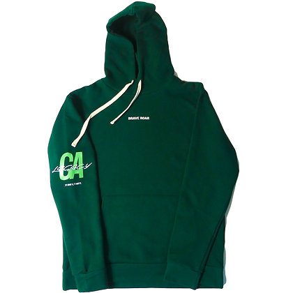 Legacy Hoodie- Forest Green