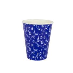 copo 380 ml azul gotas