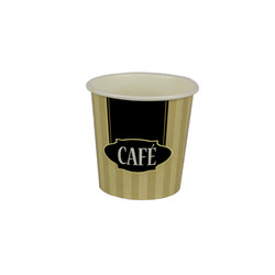 copo 100 ml emblema café
