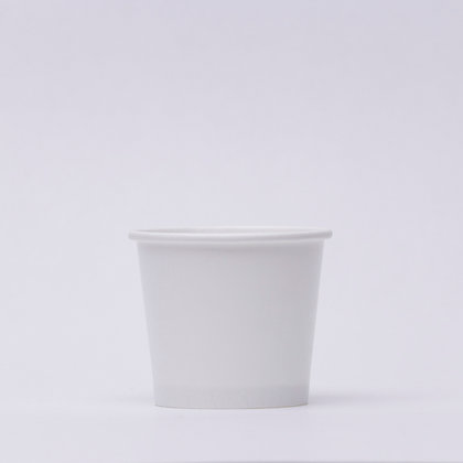 Pote 160 ml branco (500 a 999 unidades)