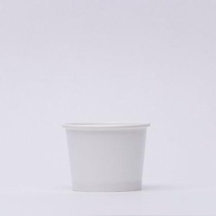 Pote 120 ml branco (200 a 299 unidades)