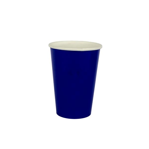 copo 180 ml azul liso
