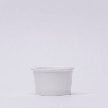 Pote 080 ml branco (200 a 299 unidades)