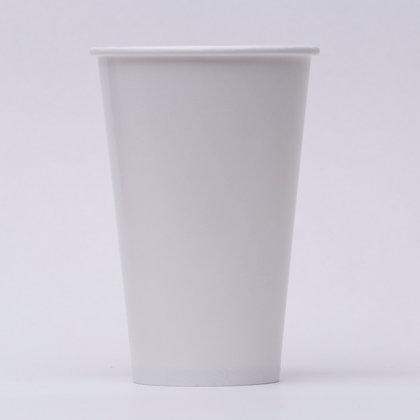 Copo 500 ml branco (050 a 99 unidades)