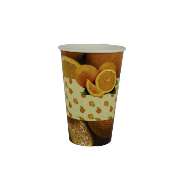 copo 300 ml laranja