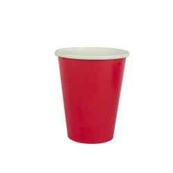 copo 380 ml vermelho liso
