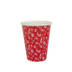 copo 380 ml vermelho gotas