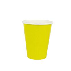 copo 380 ml amarelo liso