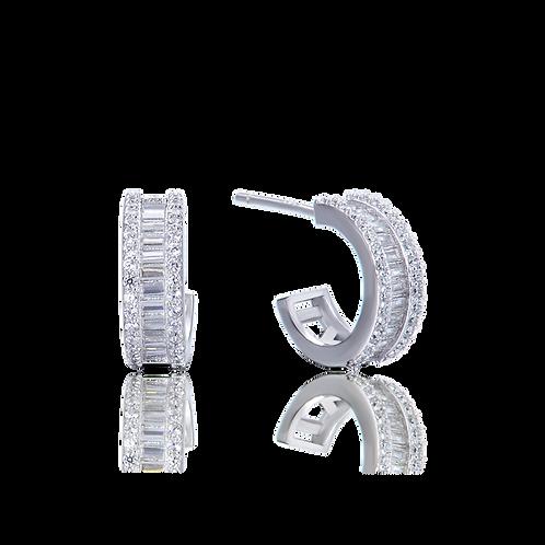 Roman Numeral Earrings