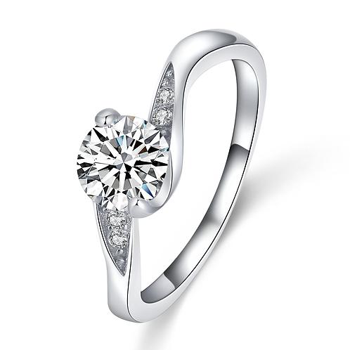 Swirl Fashion Ring