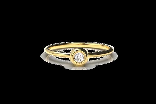 Orb Diamond Ring