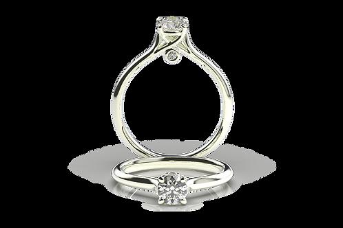 Lux Diamond Engagement Ring