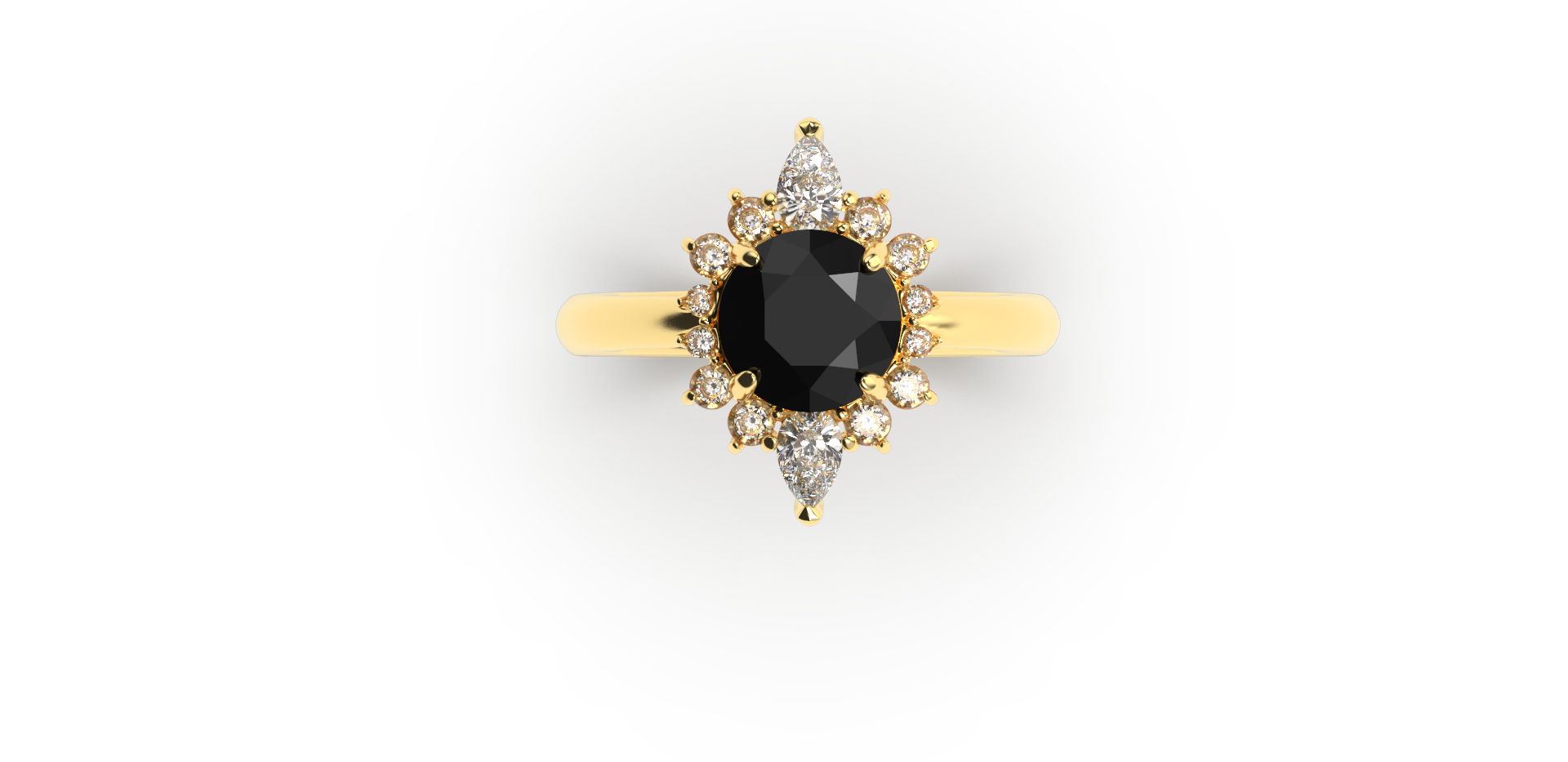 Bruce Trick - Black Diamond Ring top.png