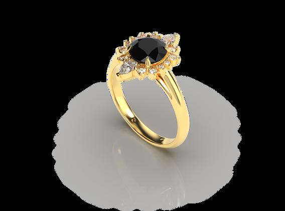 Bruce Trick - Black Diamond Ring perspec