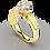 Thumbnail: Diamond Solitaire Engagement Ring