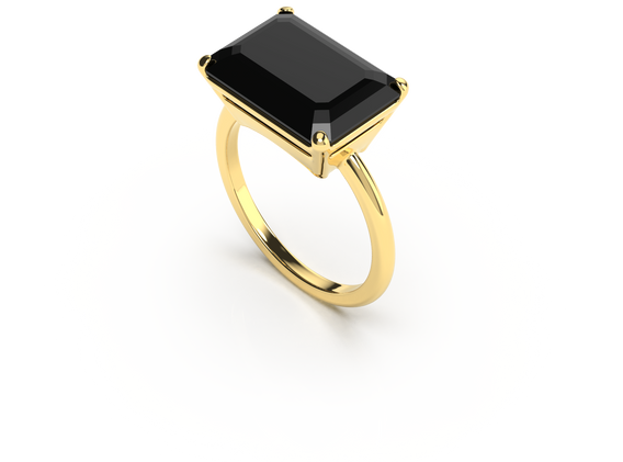 Bruce Trick - Onyx Ring perspective 2.pn